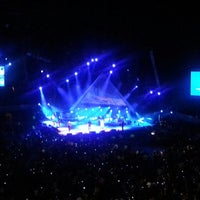Photo taken at Arena Ciudad de México by GAbriela D. on 10/17/2013