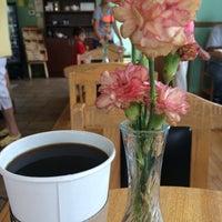 Photo taken at Sidamo Coffee & Tea by Cinema W. on 7/29/2014