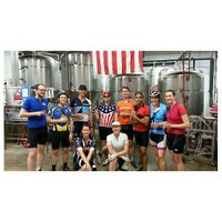 Photo taken at DC Brau Brewing Co by Robb H. on 5/18/2013