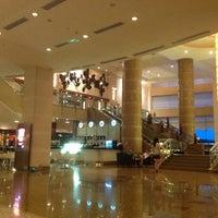 Photo taken at Hilton Kuala Lumpur by Ryongbobo on 10/26/2012