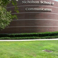 Photo taken at UCF Nicholson School of Communication by Gary B. on 10/11/2012