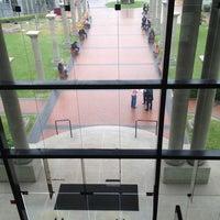 Photo taken at Facultad de Derecho - Universidad de San Martín de Porres by Fernando V. on 10/12/2012