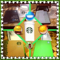 Photo taken at Starbucks Coffee by Franco R. on 1/14/2013