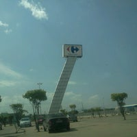Photo taken at Carrefour by Saulo C. on 2/28/2014