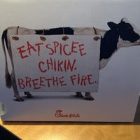 Photo taken at Chick-fil-A Long Beach by Lena A. on 1/12/2013