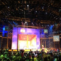 Photo taken at Disney Junior Live on Stage! by Lena A. on 6/1/2013