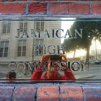 Photo taken at Jamaica High Commission by Adam B. on 8/27/2013