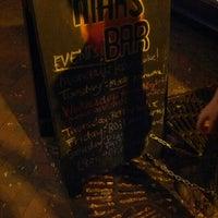 Photo taken at Mars Bar by alisha t. on 10/24/2012
