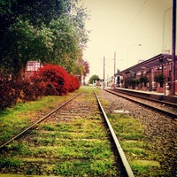 Photo taken at Estación Córdoba [Línea Celeris] by Federico B. on 10/16/2012