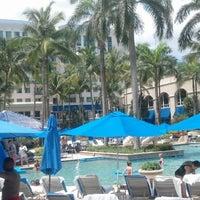 Photo taken at The Ritz-Carlton, San Juan by Dawn K. on 5/6/2013