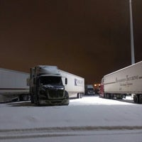 Photo taken at Pilot Travel Center by Kevin Spudman P. on 2/10/2013