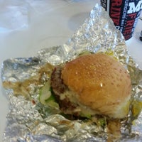 Photo taken at Mooyah Burger by Tyrone G. on 1/11/2013