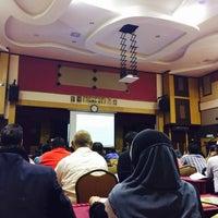 Photo taken at Pusat Latihan RISDA (RISTEC) by Hafizah S. on 6/1/2016