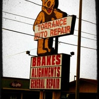 Photo taken at Torrance Auto Repair by TONY A. on 11/13/2012