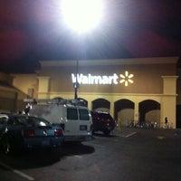 Photo taken at Walmart Supercenter by Tatevik K. on 12/3/2012