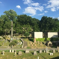 Photo taken at Trinity Church Cemetery & Mausoleum by Justin R. on 6/30/2016