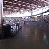 Photo taken at Terminal de Buses San Borja by Maria luisa C. on 4/28/2013