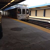 Photo taken at MTA Subway - Broad Channel (A/S) by Scott B. on 7/31/2013
