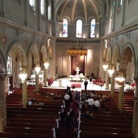 Photo taken at Assumption of the Blessed Virgin Mary by Scott B. on 7/6/2013