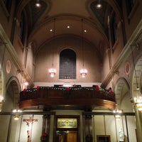 Photo taken at Assumption of the Blessed Virgin Mary by Scott B. on 1/11/2014