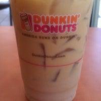 Photo taken at Dunkin Donuts by Natasha B. on 9/13/2013
