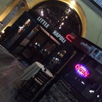 Photo taken at Little Napoli Italian Cuisine by Little N. on 2/12/2015