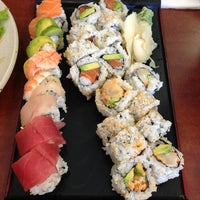 Photo taken at Geta Sushi by Emily D. on 7/14/2013