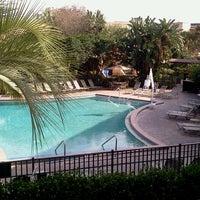 Photo taken at Rosen Inn at Pointe Orlando by Emmanuel F. on 2/16/2013