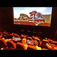 Photo taken at Nitehawk Cinema by Sunita S. on 10/7/2012