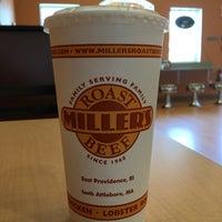 Photo taken at Miller's Roast Beef by Tom N. on 5/25/2016