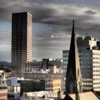 Photo taken at US Bancorp Tower by Joryuu on 12/15/2012