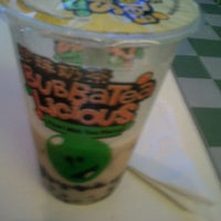 Photo taken at BubbaTeaLicious Pearl Milk Tea Place by Precious A. on 10/8/2012