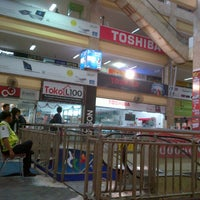 Photo taken at Hi-Tech Mall by udie d. on 2/28/2013