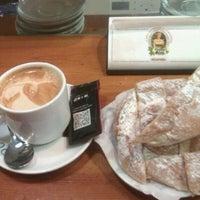 Photo taken at Pastisseria La Rourera by Josh™ ↙ on 1/18/2014