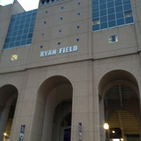 Photo taken at Ryan Field by Wilco M. on 11/4/2012