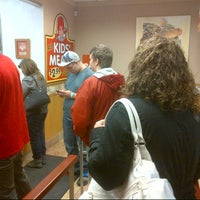 Photo taken at Wendy's by Shawn B. on 10/5/2012