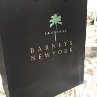 Photo taken at Barneys New York by Cristina R. on 1/13/2015