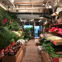 Photo taken at Flower District by Cristina R. on 10/6/2016