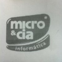 Photo taken at Micro & Cia by Rafael P. on 2/1/2013