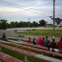Photo taken at Columbus 151 Speedway by Jennifer S. on 6/15/2013