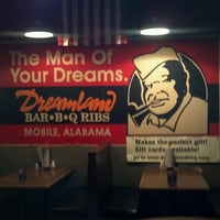 Photo taken at Dreamland BBQ by Lisa L. on 2/20/2013
