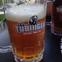 Photo taken at Glück Resto-Bar by Roberto C. on 2/10/2016