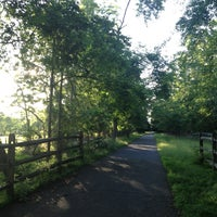 Photo taken at Allaire State Park by Maria S. on 6/4/2013