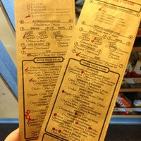 Photo taken at Which Wich? Superior Sandwiches by Amanda T. on 7/13/2013