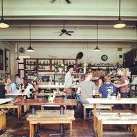 Photo taken at Oddfellows Cafe & Bar by Zach K. on 7/6/2013