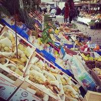 Photo taken at Largo V Alpini by Alessandra R. on 11/16/2012