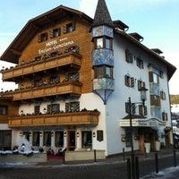 Photo taken at Wanderhotel Europa by Alberto S. on 1/27/2013