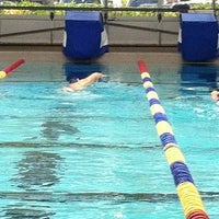 Photo taken at Cecil Field Aquatic Center by Paula on 9/23/2012