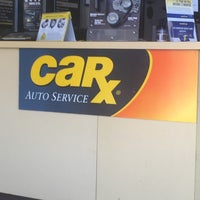 Photo taken at Car-X Auto Service by Kimberly R. on 5/30/2016