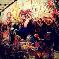 Photo taken at Weihnachtsmarkt an der Gedächtniskirche by James A. on 12/17/2012